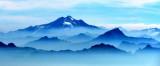 Glacier Peak, Sloan Peak in Smoky Cascade Mountains, Washington 098