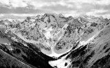 Cobin Creek, Heather Ridge, Sisi Ridge, Mt Lyall, Dark Peak, North Cascades Mountain, Washington 295