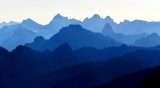The Tooth, Snoqualmie Mtn, Mt Thomson, Chikamin Peak, Lemah Mtn, Chimney Rock, Overcoat Peak, Cascade Mountains, Washington 054