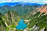 Cooper Lake, Little Chief Peak, Big Four Mountain, Marble Peak, Marble Pass, Hall Peak, Long Mountain, Devils Peak and Thumb