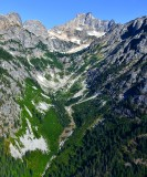 Goode Mountain, Deadman Creek, Goode Ridge, Memaloose Ridge, North Cascades Mountain, Washington 275