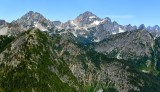 Corteo Peak, Black Butte, North Cascades Mountain, Washington 299