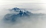 Whitehorse Mountain, Mount Bullon, Three Fingers, Big Bear Mountain, Liberty Mountain, Pilchuck Mountain, Heavy Forest Fire Smok