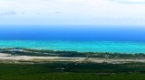 Flying to Mangrove Cay, Andros Island, The Grand Bahamas Bank, The Bahamas