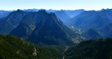 Middle Fork Snoqualmie River, Mt Garfield, Treen Peak, Mt Price, Wright Mtn, Kaleetan Peak, Chair Peak, Snoqualmie Mtn, Mt Thomp