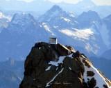 Aerial Cascade Mountains