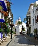 Hotel Linda Marbella, Chapel of Santo Cris in Plaza Santo Cristo, Calle Ancha, Marbella, Malaga, Spain 154