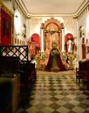Small Chapel Interior in Marbella, Malaga, Spain 806