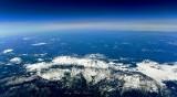 Cascade Volcanoes or Cascade Volcanic Arc, Sierra Nevada Range, Ring of Fire, Oregon and California