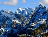 North Cascades Mountain, Washington