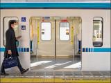 Tozai Line Metro