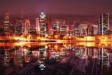 Mixed City Photo Montage