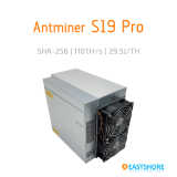Antminer S19 Pro 110TH Bitcoin Miner for Bitcoin Mining.png