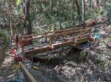 13 New bridge under construction
