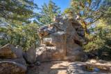 20 Castle Rock State Park's namesake