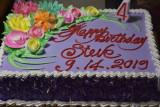 BIRTHDAY'S STEVE  2019
