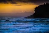 Cape Sebastian meets the Pacific