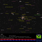 NGC 7436 Group Annotated