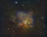 NGC 1579 SHO