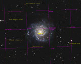 M 74 Annotated