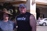 Worlds Strongest Man and California Vacation