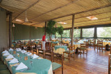 1DX10765 - Dining Area at the Serena Mara Lodge
