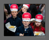 Santa Comes To Town 2012