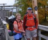 Appalachian Trail, NY-NJ with visits to Manhattan