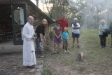 Easter Fire Lighting Ceremony
