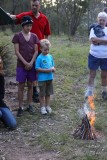 The Easter Fire