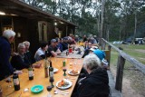 Easter Dinner at the Shack