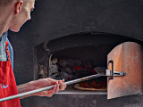 Volcano Wood-Fired Pizza