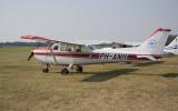 Het vliegtuig