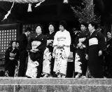 Wedding at Ono Shrine 3