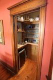 small wet bar room