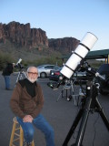 Lost Dutchman State Park Star Party 14-Feb-2013