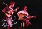 Michael Hedges and Leo Kotkee 1988 Northampton Massachusetts
