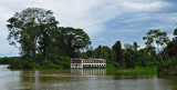 Aquamarina on Pacaya River