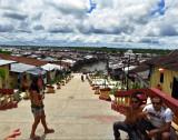 Belen, aquatic neighborhood in Iquitos