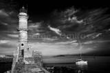 Greece in Black & White