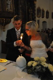 Hochzeit Marina Fuchs & Christian Hanbauer,  21. Oktober 2012