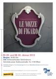 Plakat: Le Nozze di Figaro