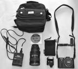 Reiseausrüstung Nikon 1 V1