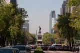 Vista Parcil de l Avenida de la Reforma