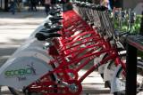 En Muchas Partes de la Ciudad se Ofrece Transporte Ecologico