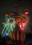 Mickey's Halloween Fireworks