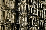 Windows and Fire Escapes
