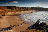 Whistling sands - Aberdaron