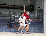 Olli Tuominen (Finland) v Max Lee (Hong Kong) white