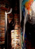 visit an art gallery ...